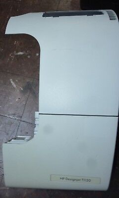 "Used in Good Condition HP Designjet T1120 44"" Right Side Cover"