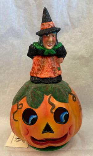 """INO SCHALLER FOR DSD """"BEWITCHED"""" #DSD0908201. HALLOWEEN 2009. 8 OF 250. NEW."""
