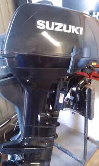 Suzuki outboard boat accessories parts gumtree for Suzuki 40 hp outboard motor