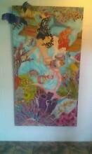 HAND PAINTED BATIKS..SALE SALE FROM $45 WALL HANGS AND MORE Cairns North Cairns City Preview