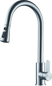 Pull out, 100% stainless steel Kitchen/bath Faucets from $125!!!