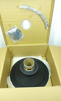 Used, Original Factory CelestionT5527AWR ReCone Kit for QSC KW181-XD000005-00-8ohm for sale  Miami