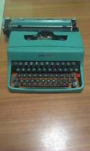 Typewriter - Olivetti LETTERA 32 Nowra Nowra-Bomaderry Preview