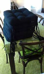 6 Black Chair Cushions Sorell Sorell Area Preview