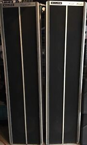 Shure Vocal Master PA Speaker Towers and Amp