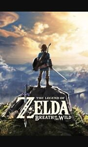 Zelda: Breath of the Wild for Switch