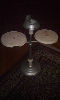 Art Deco Bakelite and Chrome Smokers Stand / Table Carnegie Glen Eira Area Preview