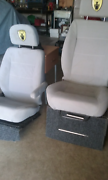 Motorhome  seats with swivel  Adelaide CBD Adelaide City Preview