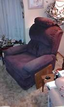 Electric Chair Adjustable Lift Recliner Trott Park Marion Area Preview