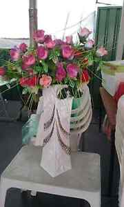 Vase with flowers Bass Hill Bankstown Area Preview