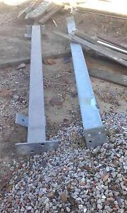 steel post 150x150 x 6:5 mm gal-------$100 Taren Point Sutherland Area Preview