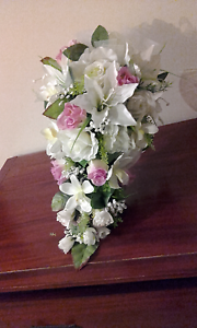 Wedding flowers for hire - artificial Eaton Dardanup Area Preview