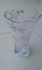 Bohemia Crystal Vase Glen Waverley Monash Area Preview