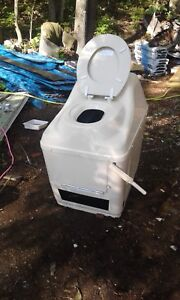 Excel composting toilet !!!!