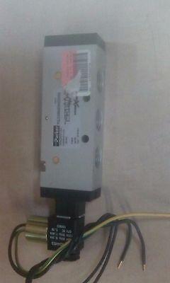 Parker P2ldx593eshddn Solenoid Air Control Valve