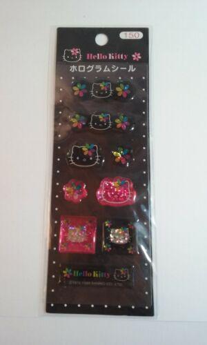 Hello Kitty stickers 1999