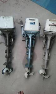6hp outboard motors x 3 Mannum Mid Murray Preview