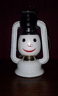 DIETZ NO. 50 SNOWMAN HOLIDAY Christmas LIGHT LAMP LANTERN