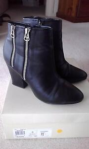 Ladies size 8 black boots Wattle Ponds Singleton Area Preview