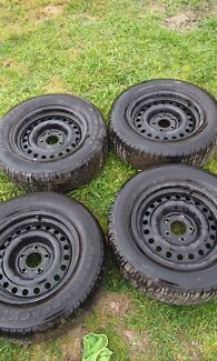 """Ford pre au 15"""" wheels road worthy Taylors Hill Melton Area Preview"""