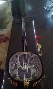 Japanese Vintage Shamisen Japanese classic stringed instrument