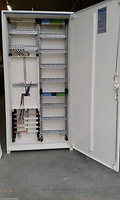 Hager Zählerschrank 1 Zähler 1100mm (neue VDE) 3.HZ / ZB322P17K Komplettschrank