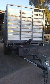 Blyth Built 5 Trailers in One Blyth Wakefield Area Preview