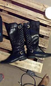 Winter black boots Pascoe Vale South Moreland Area Preview