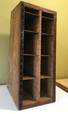 "5.00/"" 30 pieces Letterpress Printing Lock Up Spacing Variety Wood  30 Pica"