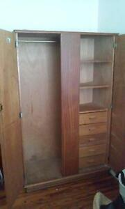 Free wooden wardrobe Parramatta Parramatta Area Preview