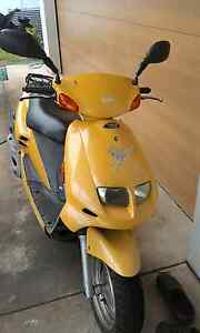 rego scooter 50cc for sale or swaps Leanyer Darwin City Preview