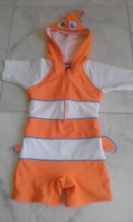 Boys size 2 nemo bather suit