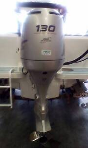 Honda 130 HP Four Stroke Outboard Motor Helensvale Gold Coast North Preview