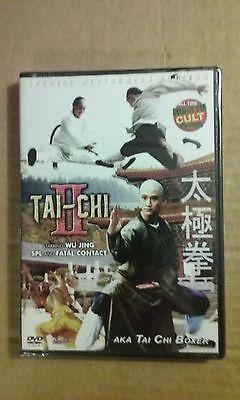 Tai Chi II aka Tai Chi Boxer - Brand NEW DVD - Wu Jing