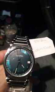 Calvin klein mens watch brand new North Melbourne Melbourne City Preview