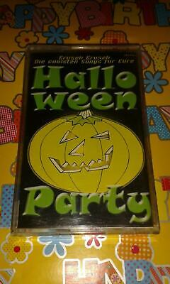 Grusel! Grusel! die coolsten Songs für eure Halloween Party Kassette MC
