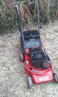 Victa 2 Stroke Lawnmower in good condition