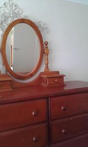Dressing table with mirror Bertram Kwinana Area Preview