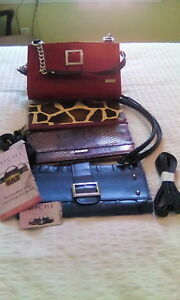 MICHE HANDBAG 4 SHELLS, 3 STRAPS, NEW IN ORIGINAL PACKAGING