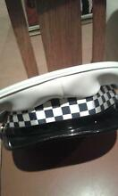 Police formal white cap Mordialloc Kingston Area Preview