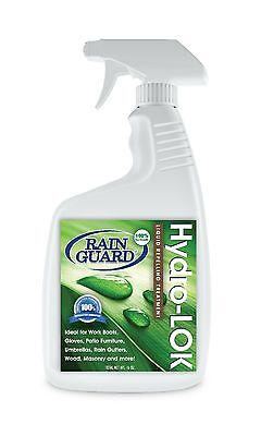 Hydro-Lok Super Hydrophobic Repellent Fabric Leather Canvas Wood Masonry 16 oz