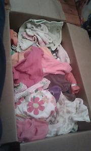 Babygirl clothes 3 month and 6-12 month MUST TAKE BOTH