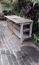 Wooden work bench Botany Botany Bay Area Preview