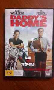 DADDY'S HOME DVD BRAND NEW Dulwich Hill Marrickville Area Preview