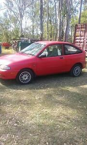2000 Ford Festiva Hatchback Limeburners Creek Great Lakes Area Preview