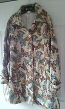 unique tapestry look jacket size 8 Wishart Brisbane South East Preview