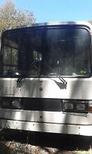 Motorhome Mercedes oh1418 unfinished conversion Mittagong Bowral Area Preview