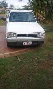 Toyota Hilux 1998, low km only 173000 Bundaberg Central Bundaberg City Preview