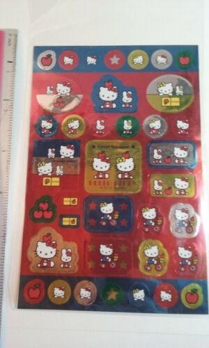 Hello Kitty Stickers 2001
