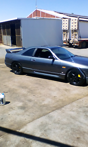 R33 rims and tyres swap Brookton Brookton Area Preview